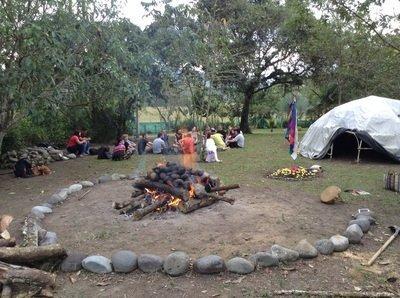 Retiro espiritual Amazonas septiembre 2017