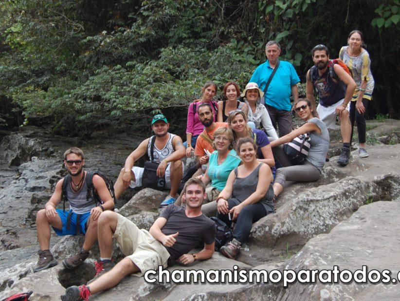 Retiro espiritual Amazonas 2016