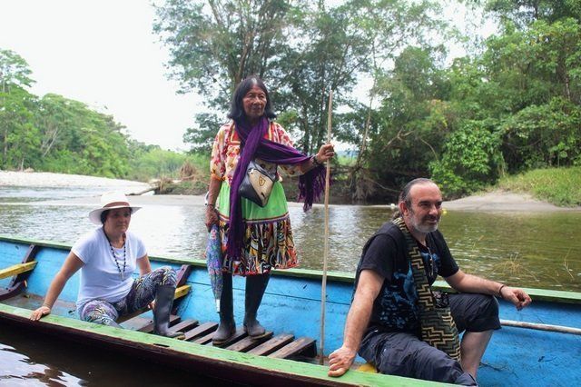 Retiro espiritual Amazonas 2017