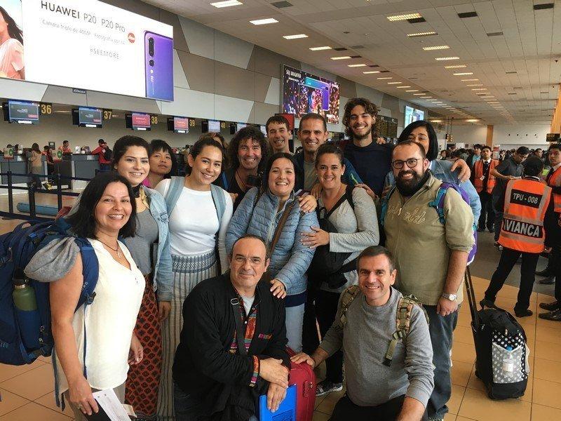 Empieza el Retiro Amazonas 2018 – Perú