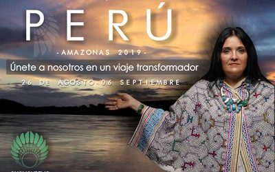 Retiro espiritual Amazonas 2019 Perú